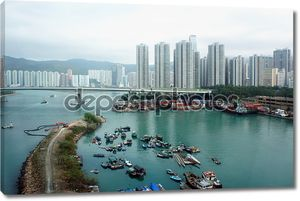 Фон Гонконга