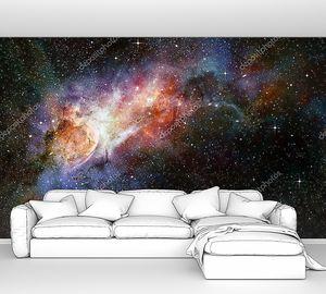 Глубокий космос фон со звездами