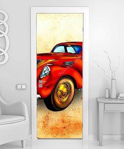 Классический автомобиль ретро
