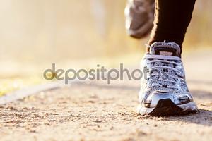 обувь бегуна