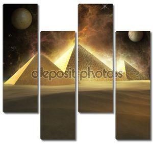 Буря над пирамидами