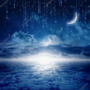 прекрасная ночь