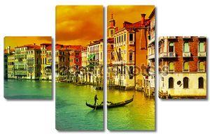 Восхитительная Венеция - Художественная фотография тонированное