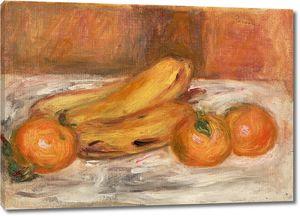 Ренуар. Апельсины и бананы