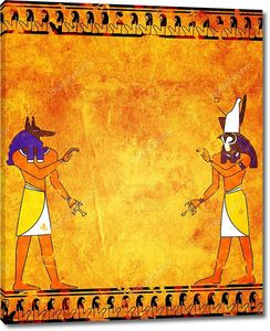 Анубис и Хорус