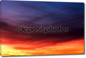 Красочные небо текстуры