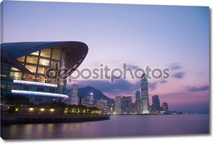 Гонконг, финансовый центр