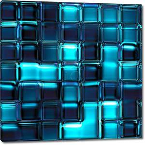 Бесшовные текстуры абстрактный квадраты полупрозрачные