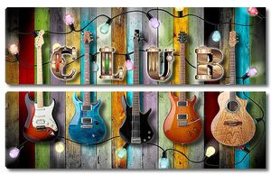 Гитарная стена