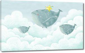 Кашалоты в небе