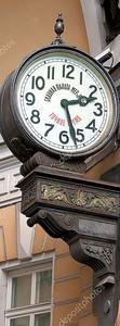 Петербургские уличные часы