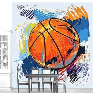 векторный баскетбол