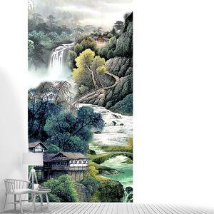 Дома на сваях в горах