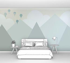 Треугольники гор