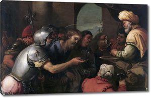 Джордано Лука. Пилат умывает руки
