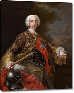 Бонито Джузеппе. Карлос де Бурбон, король Обеих Сицилий