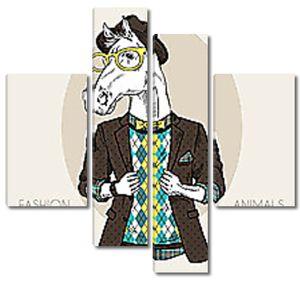 Модный конь