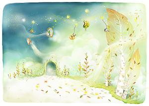 Осень в сказочном лесу