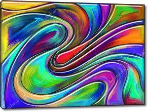 Виртуальный цвет фона
