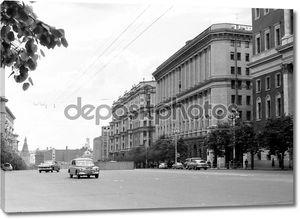 московская улица Горького 1962