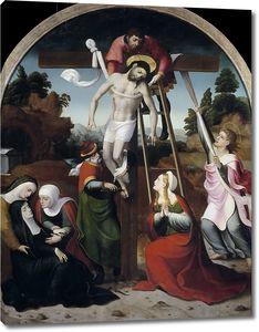 Корреа де Вивар Хуан. Снятие с креста