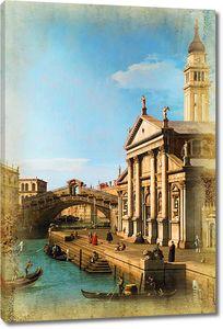 Прекрасная архитектура Венеции