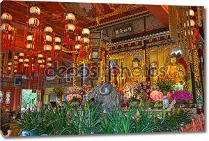 Почтовый lin монастырь