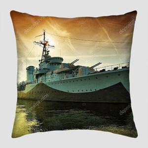 Военный корабль миноносец
