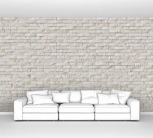 Современный белый камень