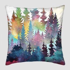 Яркий лес