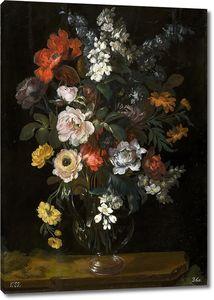 Эспинос Бенито. Цветы в вазе