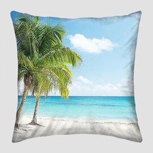 Карибское море с белоснежными пляжами