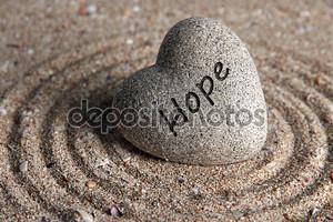 Серый камень Дзэн