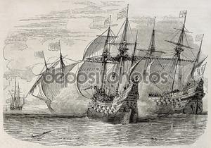 Морское сражение