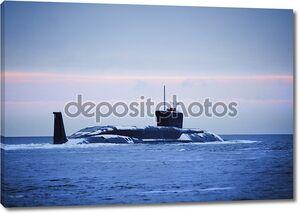 Российская атомная подводная лодка