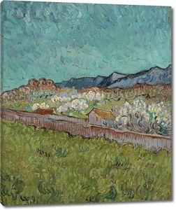 Ван Гог. Вид на Альпий
