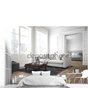 современная гостиная. 3-е предоставление