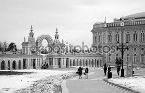 Архитектура Царицынского парка