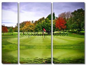область гольфа