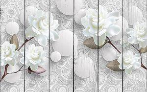 Розы с бронзовыми лепестками