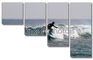серфинговая волна