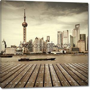 Шанхай Пудун, Китай
