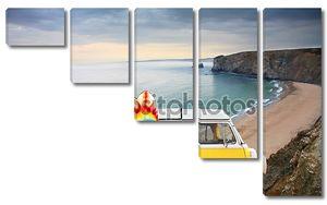 Совет Ван и серфинга на пляже