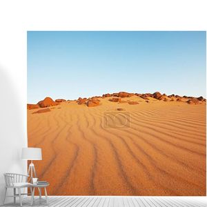 песок пустыни.
