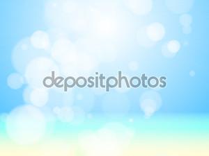 Море пляж Боке