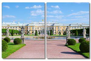 Дворец Петергоф, Санкт Петербург, Россия