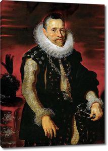 Рубенс. Портрет эрцгерцога Альбрехта VII, штатгальтера Испанских Нидерландов