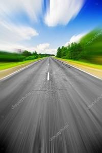 Влияние скорости на дороге