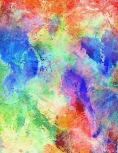 Красочный хаос