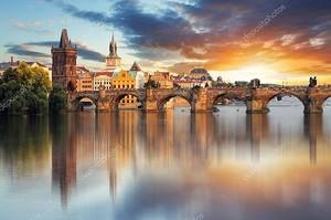 Прага - Карлов мост